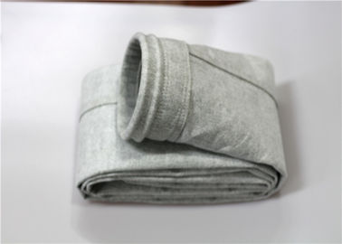China High Efficiency Needle Polyester Felt Filter Bag Synthetic Fiber Press Polished supplier