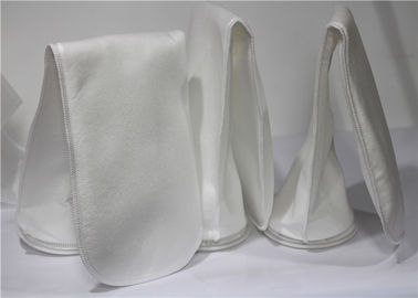 China Industrial Monofilament Liquid Filter Bag Pocket Economical Extended Lifespan Washable supplier