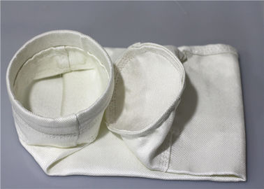 China Cloth PTFE Membrane Filter Bags Supreme Tensile Strength Strong Coatings Protection supplier