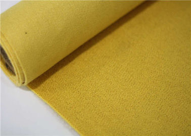 China Anti Oxidation Needle Felt Filter Cloth 125mm P84 Irregular Leaf Shaped Section supplier