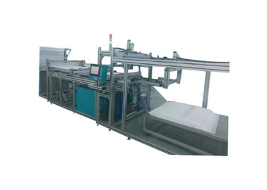 China Tricot Cutting & Welding RO Membrane Making Machine With High Efficiency supplier