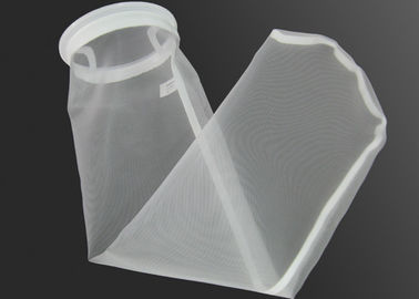 China Food Grade Nylon Mesh Strainer Bag Alkali Resisting 5g Weight Long Service Life supplier