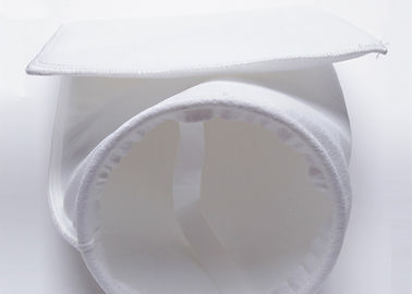 China Polypropylene Mesh Liquid Filter Bag 0.5um - 200um Micron Rating For Chemical Industry supplier