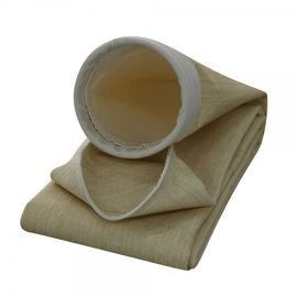 Mixing Plant Aramid Filter Bag Unique Gap Design Long Service Life Easy Cleaning