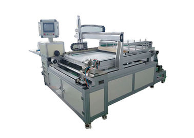China Durable CE Passed Indutrial Ro Membrane Rolling Machine With Touch Screen factory