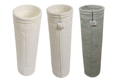 China Air Filtration Polyester Filter Bag Customized Size For Industry Dust Collector factory