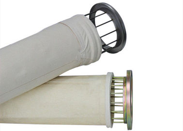 China Water Oil Repellent Polyester Anti Static Filter Bag For Air Filter Collector factory