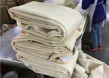 Cement Filter Socks Aramid Filter Bag Synthetic Fiber Easy Installation CE Certification