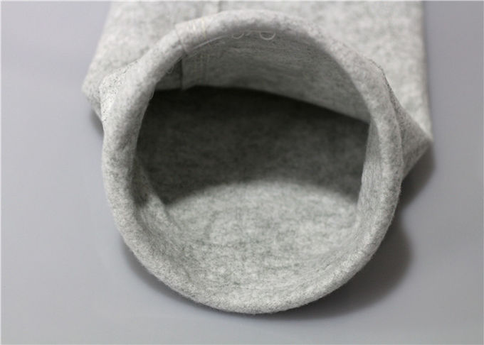 200 300 400 Micron Filter Sock , 50 Micron Bags High Voidage Long Service Life