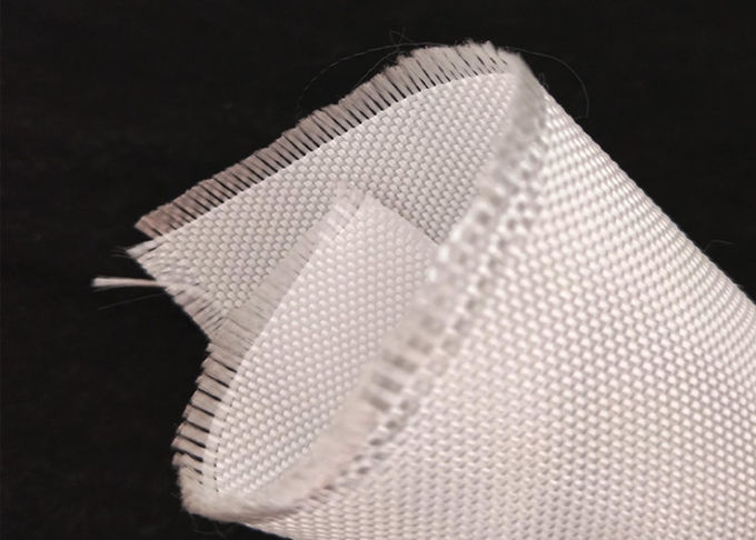Water Woven Filter Fabric Roll Plain Weave  Low Elongation Dimensional Stable