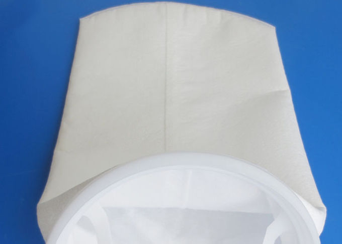 Polypropylene Mesh Liquid Filter Bag 0.5um - 200um Micron Rating For Chemical Industry